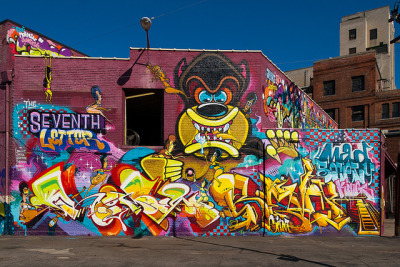 rime revok the seventh letter by ExcuseMySarcasm on Flickr.Rime & Revok MSK