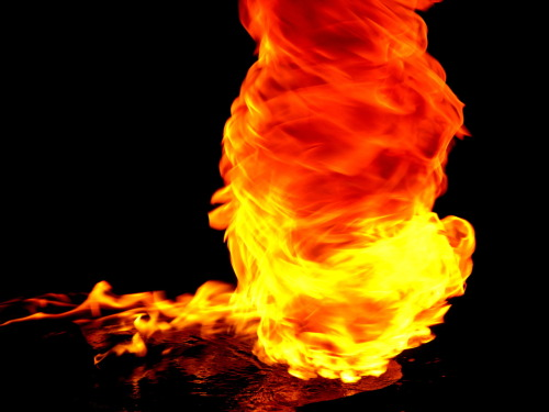 Inferno The final shot from Magna. More (different) fun stuff coming up..!  Also a reminder about my print swap thingy. I'll run it till the end of June, then get your photos printed. If you're in, just let me know & I'll get in touch to find out what you'd like :)