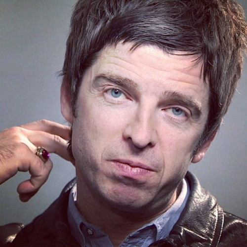 true musician. #noel #gallagher #oasis (Taken with Instagram)