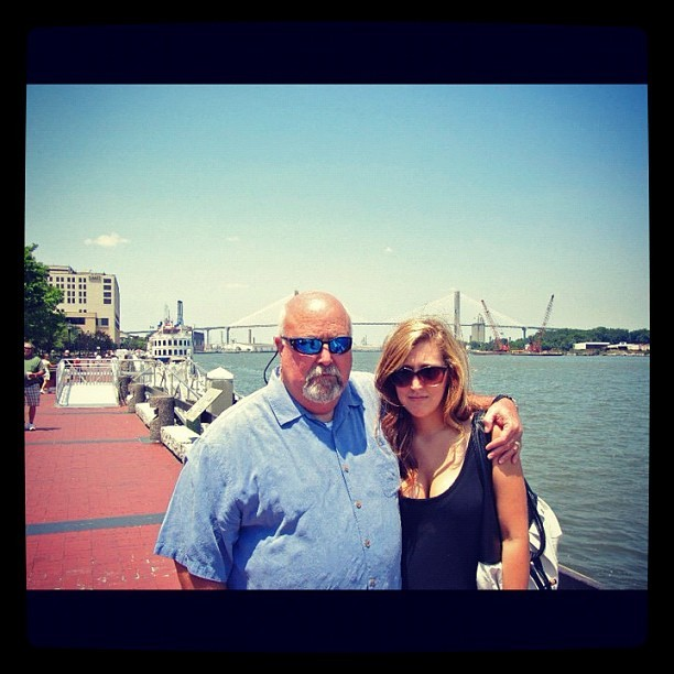 Happy fathers day padre (Taken with Instagram)