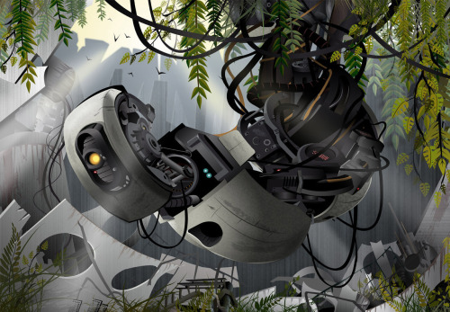 GLaDOS Revisited by ~Phantom-Quasar SO… EPIC… *aghast*