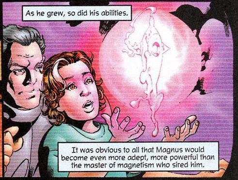 I miss Magnus from Exiles ;___;