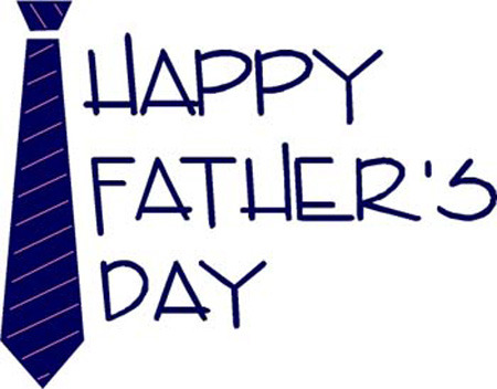 HAPPY FATHER'S DAY: We at OUTtheBOXX would like to wish EVERY father one oh so cool Happy Father's Day!!!