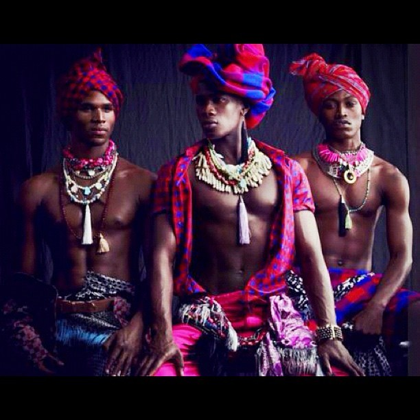 asakeoge:  Love #African (Taken with Instagram)