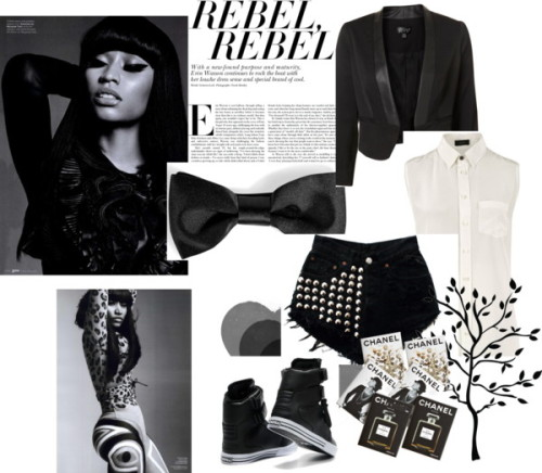 Swag it Out with Class by queenceecee featuring black sneakers