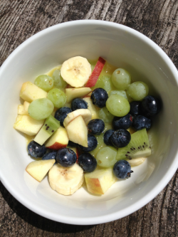 Fresh Fruit Salad - lovely