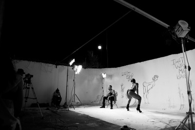 bwgp:  #dancehall @backayardmag #babycham - Back Way video - Cham Sam Diephuis