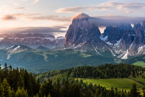 "p4cifist:  (via 500px / Photo ""Dolomiti Dreams"" by Hans Kruse)"