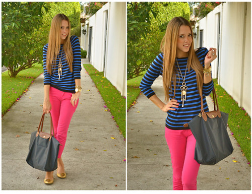 BRIGHT COLORS ARE MORE FUN (by Raquel Cañas)