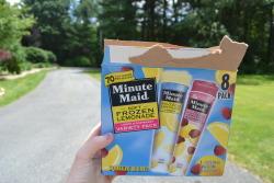 mine summer over quality frozen lemonade
