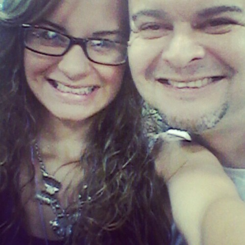 Happy fatherss day papi !! :)) (Taken with Instagram)