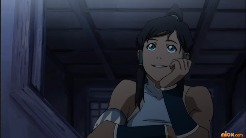 Remember when Legend of Korra was a hopeful show about the avatar learning to airbend and making friends and there was just some tension over the political leanings of the city? mE NEITHER
