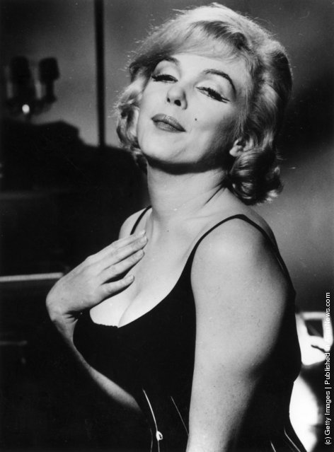 (via A Look Back At Marilyn Monroe)