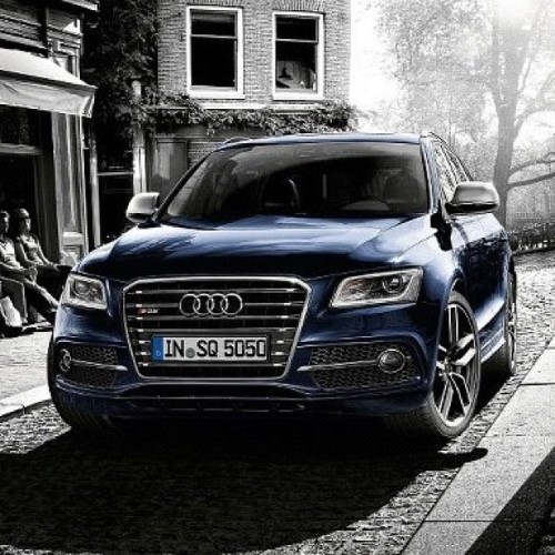 "#SQ5 #Audi #Q5 #sport ""Hillbilly Heaven""   (Taken with Instagram)"