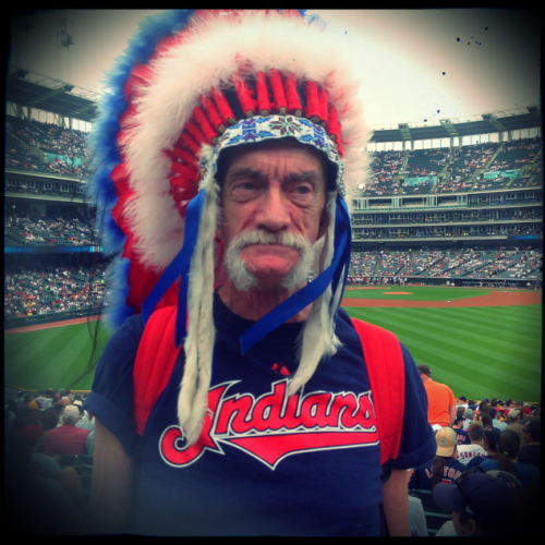 Chief Wahoo? Is that you?