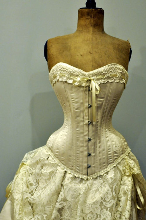 Alternative Wedding Corset