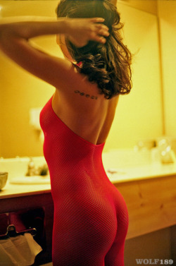 red fishnet bodysuit : Miss S. by Wolf189 (@wolfphoto) The ultimate FAQ (for now ) about Wolf189 ,  Most recent videos , Archive, Video Channel, book me ** Please don't remove the credits and links. Thank you. **
