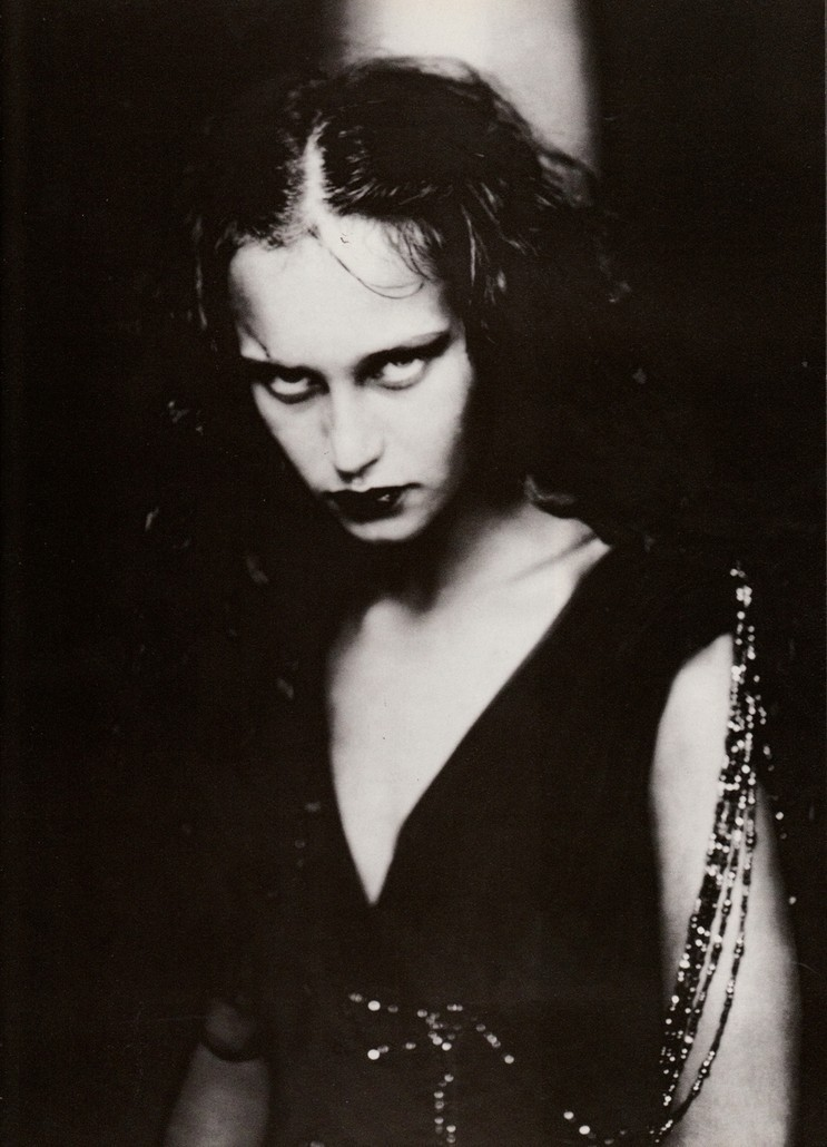 Photographed by Paolo Roversi for Vogue Italia September 1998