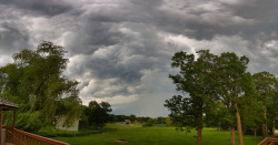 Tobkin Back Yard on Flickr.Incoming Storms!