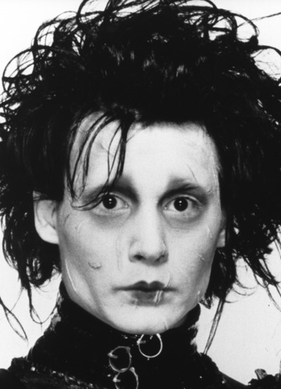 Edward Scissorhands #concept #behavior #george