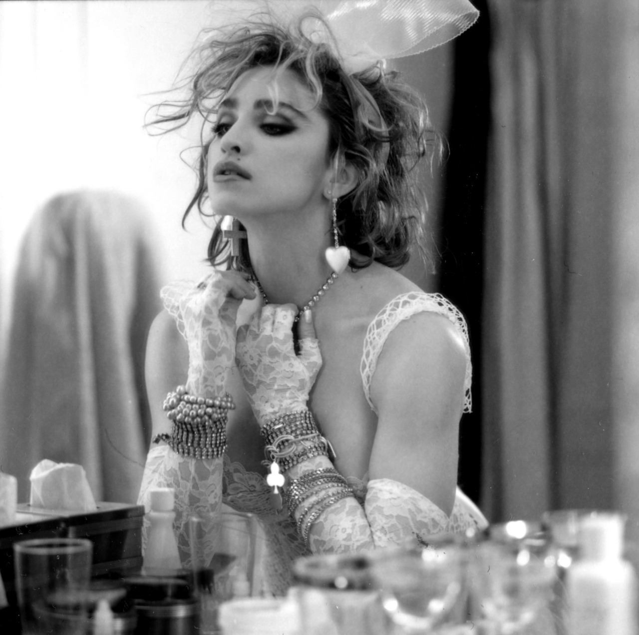 #Madonna, Like a virgin