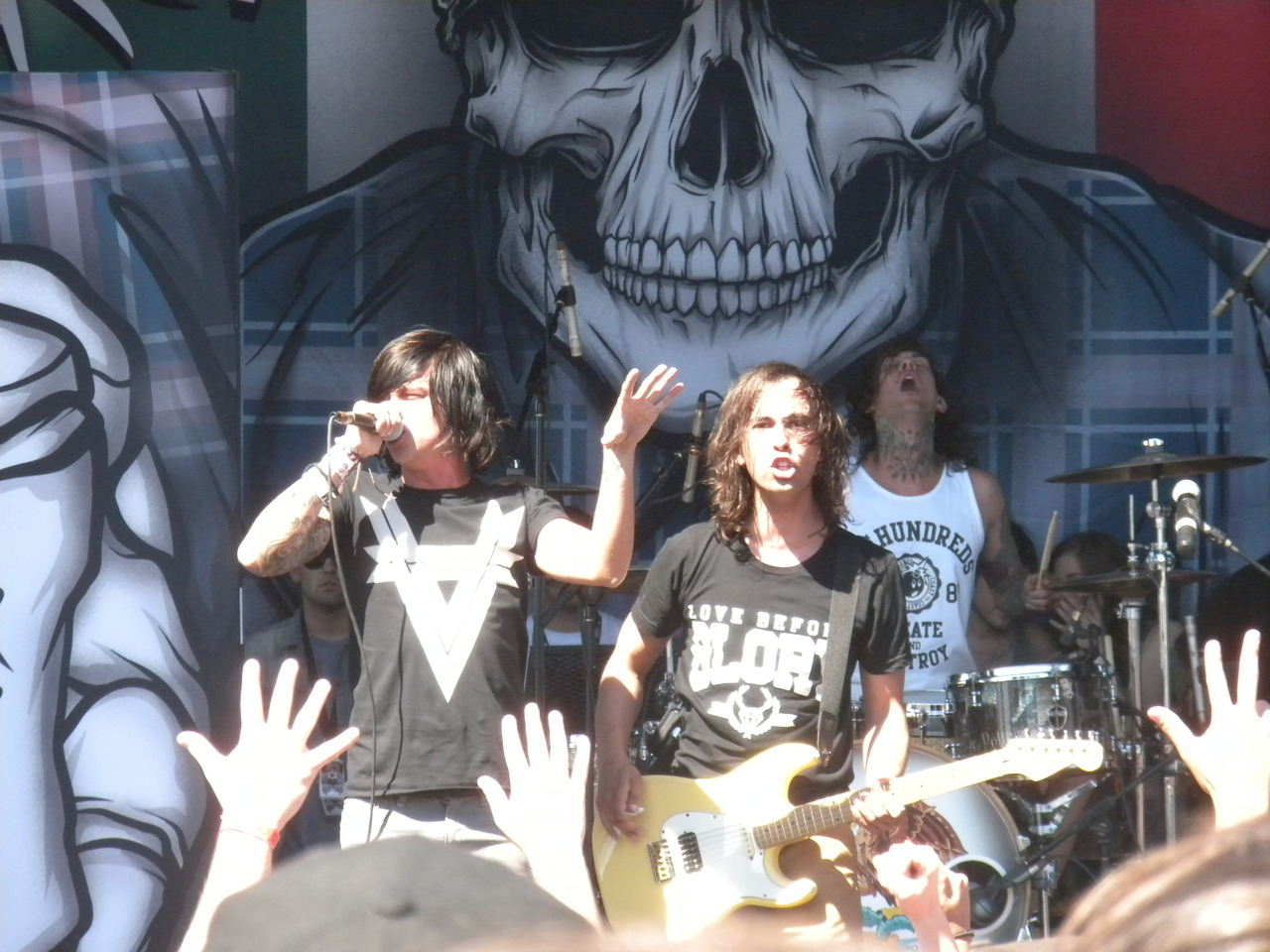 Vic Fuentes Singing King For A Day King For A Day Vic fuentesVic Fuentes Singing King For A Day