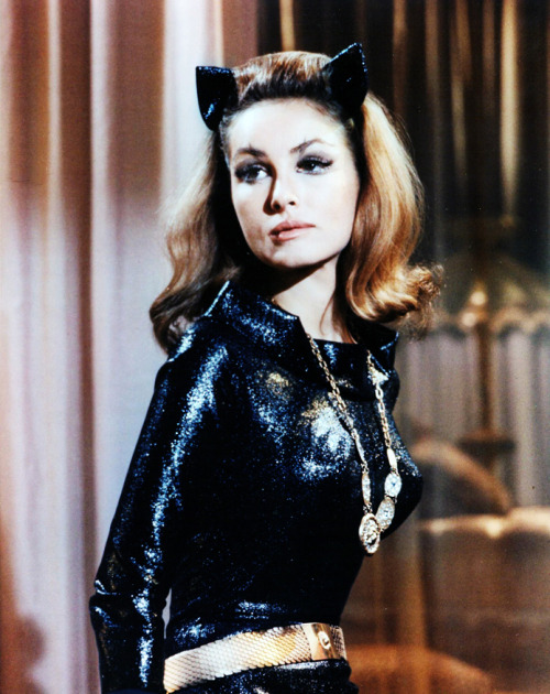 Julie Newmar as Catwoman (1960's)