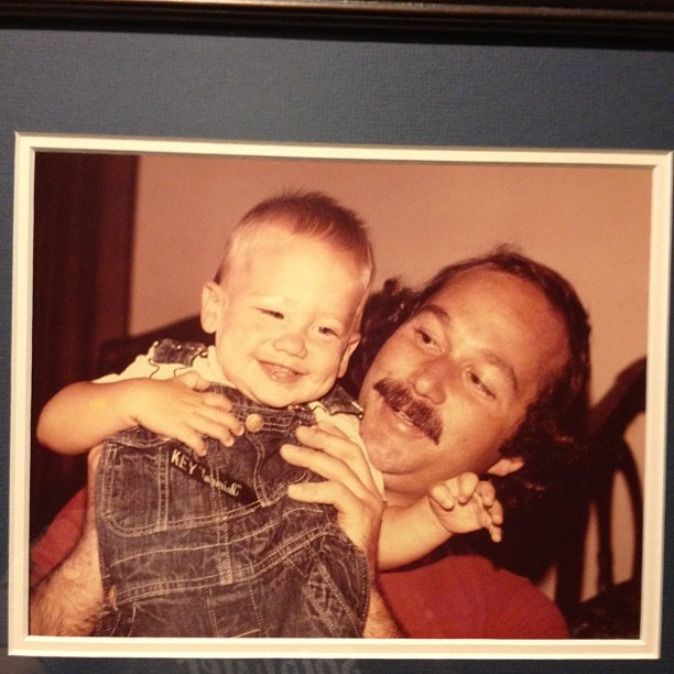 Love and miss you, Pops (Taken with Instagram)