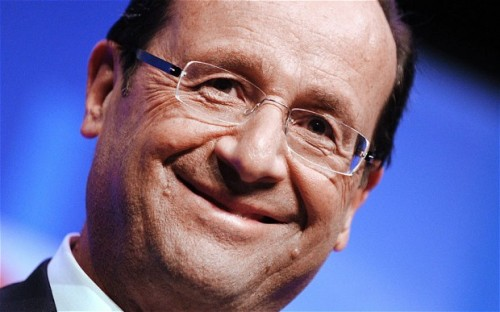 French Parliamentary Elections Go to Hollande's Socialists June 17, 2012 French President Francois Hollande's Socialists won an absolute parliamentary majority on Sunday, strengthening his hand as he presses Germany to support debt-laden euro zone states hit by austerity cuts and ailing banks. The Socialist bloc secured between 296 and 320 seats in the parliamentary election runoff, according to reliable projections from a partial vote count, comfortably more than the 289 needed for a majority in the 577-seat National Assembly. The result means Hollande won't need to rely on the environmentalist Greens, projected to win 20 seats, or the Communist-dominated Left Front, likely to have just 10 deputies, to pass laws. The centre-left already controls the upper house of parliament, the Senate. Source Follow thepeoplesrecord.com for more news on June 17, 2012 for election results in important elections today in Greece, France and Egypt.