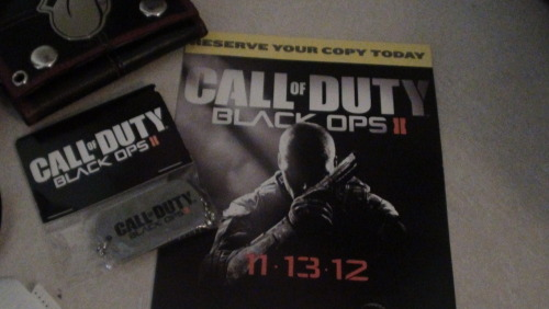Because I'm still a Call Of Duty nerd…
