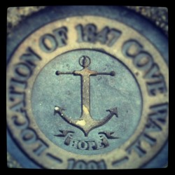 #hope #anchor #fresh #cool #swag #rhodeisland  (Taken with Instagram)