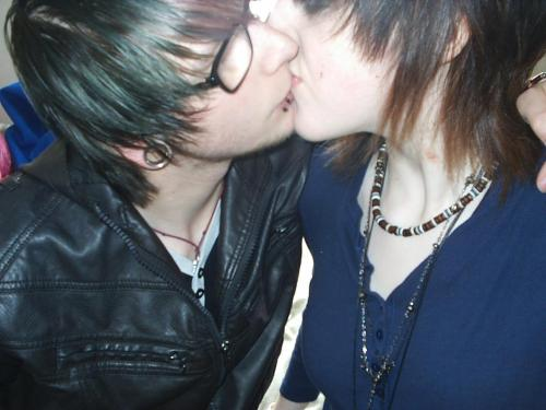 Oh god..me and my boyfriend have been together nearly half a year and time has flown! When I met him I never thought we'd be together now..but I can't imagine what it would be like without him! He's honestly my best friend and the love of my life. He's the one that makes me happy to be who I am and he brought me out of depression. I love him to pieces and though we may not have a perfect relationship, it's all I ever wanted :)