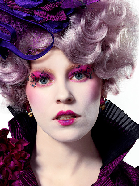 singinglikethemockingjay:  Effie Trinket