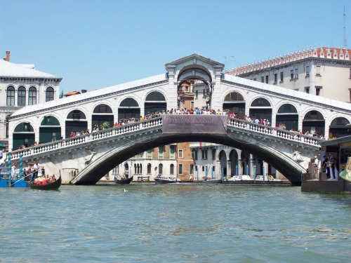 The Rialto Bridge, Venice 2008 (c) me