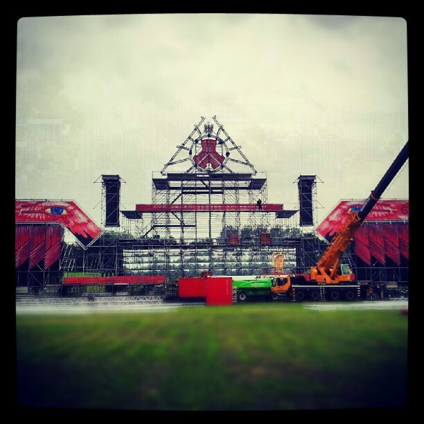 @q-dance @defqon.1 #defqon #qdance #worldofmadness #mainstage #2012 :o  (Taken with Instagram)