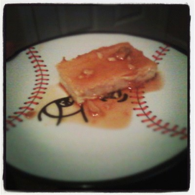 What people don't know is I'm a pretty good cook, and baker! :) #flan #mexican #yummy #food #sweets  (Taken with Instagram)