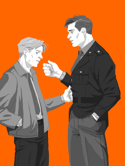 jeremiagoeswoah:  I just have a lot of Steve/Bucky feels, okay?