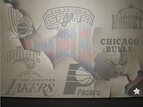 NBA Wallpaper by Lainee Fagafa