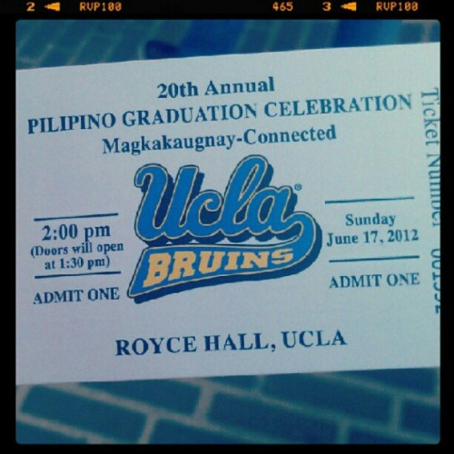 UCLA PGRAD with @jannex18 #SISTERHOOD #KAPPALOVE (Taken with Instagram)