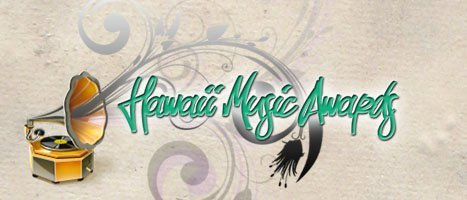 Hawaii Music Awards Banner by Lainee Fagafa