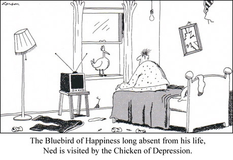 The Far Side is my favourite comic of probably ever.