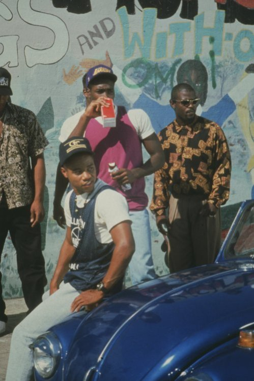 trill-nigga-kamikaze:  Boyz In The Hood. either they don't know, don't show, or don't care what's going on in the hood….