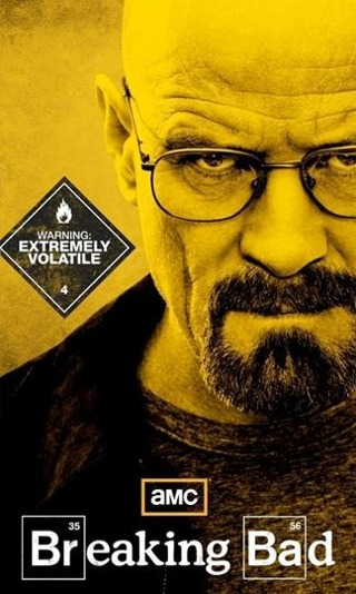 I am watching Breaking Bad                                                  110 others are also watching                       Breaking Bad on GetGlue.com