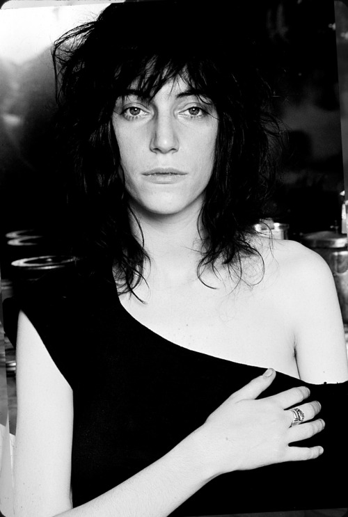 theconstantbuzz:  Patti Smith