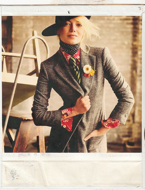 emma stone for vogue july 2012