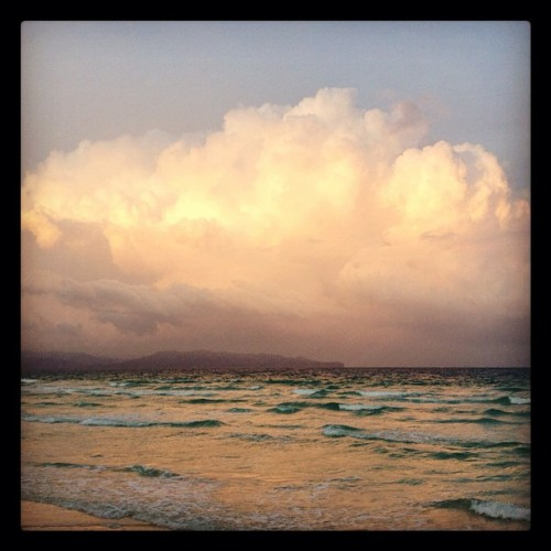 So long Boracay… #beach (Taken with Instagram)