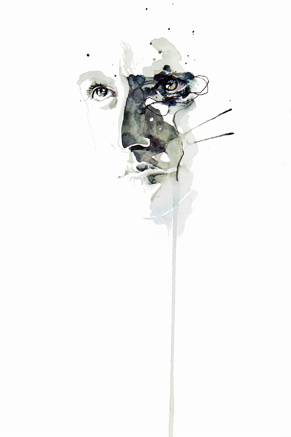 agnes-cecile:  still sleeping in the afternoon noise