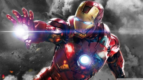 3volution:  Iron Man