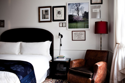 The NoMad Hotel, design by Jacques Garcia (via desire to inspire)