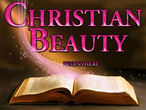 christian beauty
